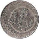 Mexiko 20 Pesos 1980-1984