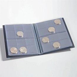 Leuchtturm Taschenalbum ROUTE für 96 Münzen, blau 335392