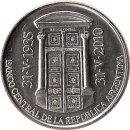 """Argentinien 2 Pesos 2010  """"75. Jubiläum der Zentralbank"""""""