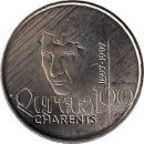 "Armenien 100 Dram 1997 ""Charents"""