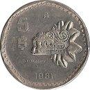 Mexiko 5 Pesos 1980-1985