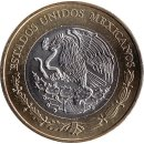 """Mexiko 20 Pesos 2017 """"Constitution centennial"""""""