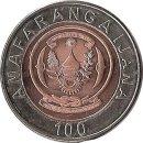 Ruanda 100 Amafaranda 2007