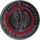 """Deutschland 5 Euro 2017 """"Tropische Zone"""" J"""