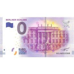 Deutschland 0-Euro Schein 2017-3 BERLINER SCHLOSS