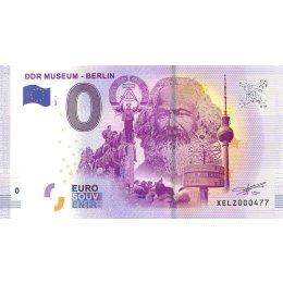 Deutschland 0-Euro Schein 2017-1 DDR MUSEUM