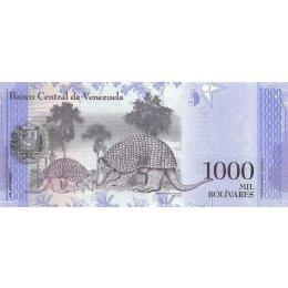 Venezuela 1000 Bolivares 2016 (2017)