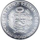 Peru 1 Centimo 2010