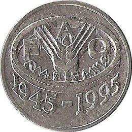 "Rumaenien 10 Lei 1995 ""FAO"""