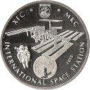 "Kasachstan 50 Tenge 2013 ""International Space Station"""