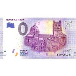 """Deutschland 0-Euro Schein 2017-1 """"NEUSS AM RHEIN"""""""
