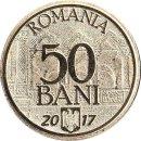 "Rumaenien 50 Bani 2017 ""10 years since Romanias..."
