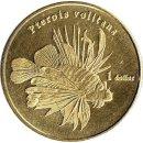 "Moorea Island 1 Dollar 2018 ""Fisch"""
