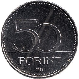 Ungarn 50 Forint 2018 Year of the Family