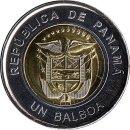 """Panama 1 Balboa 2019 """"Iglesia San Francisco de Asís"""""""