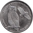 "Transnistrien 1 Ruble 2018 ""Owl"""