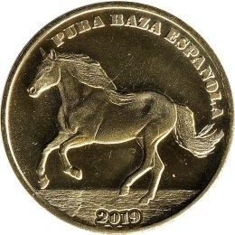 """Saint Denis 1 Crown 2019 """"Pferd"""""""
