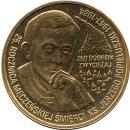 """Polen 2 Zlote 2009 """"25. Todestag von Jerzy Popieluszko"""""""