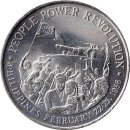 "Philippinen 10 Piso 1988 ""People Power Revolution"""