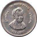 """Pakistan 50 Rupees 2017 """"Dr. Ruth Pfau"""""""