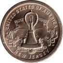 "USA 2 x 1 Dollar 2019 ""American Innovation - New..."