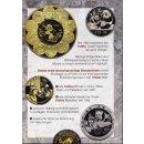 Panda - Buch über Münzen und Medaillen für...