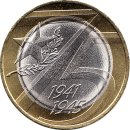 "Russland 10 Rubel 2020 ""Patriotic War of..."