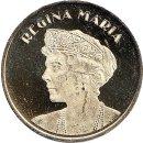 "Rumaenien 50 Bani 2019 ""Queen Maria"""