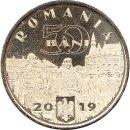 "Rumaenien 50 Bani 2019 ""King Ferdinand I"""