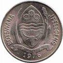 Botswana 10 Thebe 1976