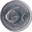 "Singapur 5 Cents 1971 ""FAO"""
