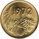 "Algerien 20 Centimes 1972 ""FAO"""