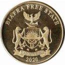 "Biafra 10 Shillings 2020 ""Strauß"""