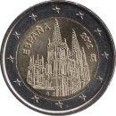"""Spanien 2 Euro 2012 """"Kathedrale von Burgos"""""""