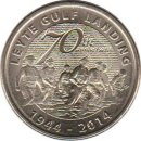 "Philippinen 5 Piso 2014 ""70th Anniversary of Leyte..."