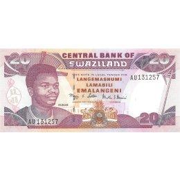 Swasiland 20 Emalangeni 2004