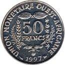 Westafrikanische Staaten 50 Francs 1997
