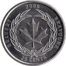 "Kanada 25 Cents 2006 ""Medal of Bravery"""