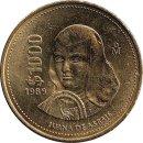 Mexiko 1000 Pesos 1989