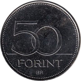 Ungarn 50 Forint 2015 National and Historical Memorial Sites