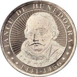 """Rumaenien 50 Bani 2016 """"John Hunyadi"""""""