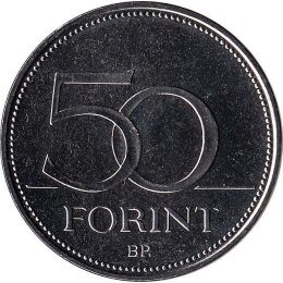 Ungarn 50 Forint 2016 70 Years of the Forint