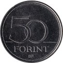 "Ungarn 50 Forint 2016 ""70 Years of the Forint"""