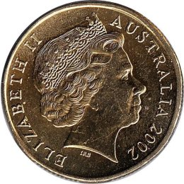 Australien 1 Dollar 2002 Year of the Outback