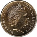 """Australien 1 Dollar 2002 """"Year of the Outback"""""""