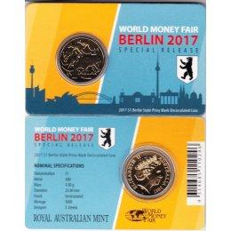 "Australien 1 Dollar 2017 ""WMF 2017"""
