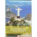 "Brasilien 16 x 1 Real ""Rio 2016 Games"""