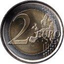 """Slowenien 2 Euro 2010 """"200 Jahre Botanischer Garten..."""
