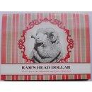 "Australien 4 x 1$ 2011 ""RAM`S HEAD DOLLAR"""